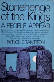 Cover of: Stonehenge of the kings | Patrick Crampton