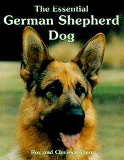 Cover of: The Essential German Shepherd Dog