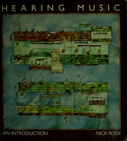 Cover of: Hearing music