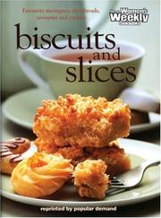 Cover of: Aww Biscuits and Slices