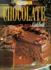 Cover of: Aww Chocolate Cookbook