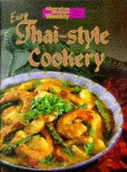 Cover of: Easy Thai Style Cookery