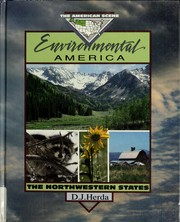 Cover of: Environmental America Nw Sts (American Scene)