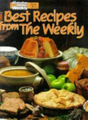 Cover of: Aww Best Recipes From the Weekly