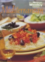 Cover of: Aww Mediterranean Cookbook