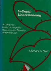 Cover of: In-depth understanding | Michael George Dyer