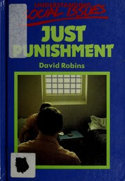 Cover of: Just punishment