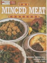 Cover of: The Minced Meat Cookbook