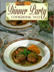 Cover of: Aww Dinner Party 3
