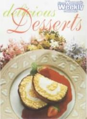 Cover of: Aww Delicious Desserts