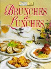 Cover of: Aww Brunches and Lunches