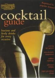 Cover of: Cocktails