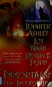 Cover of: The reckoning | Jennifer Ashley
