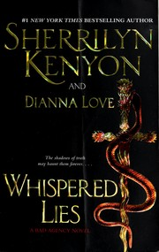 Cover of: Whispered lies | Sherrilyn Kenyon