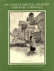 Cover of: An Unsentimental Journey Through Cornwall