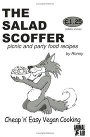 Cover of: The Salad Scoffer