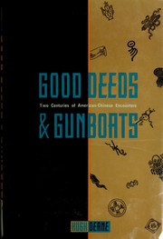 Cover of: Good Deeds & Gun Boats