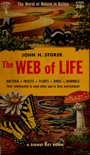 Man in the web of life by John H. Storer