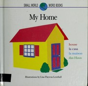 Cover of: My home