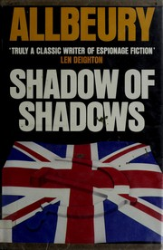 Cover of: Shadow of shadows