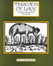 Cover of: Threads of lace