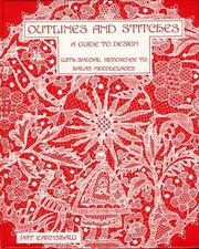 Cover of: Outlines and stitches