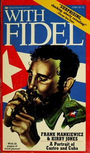 Cover of: With Fidel | Frank Mankiewicz