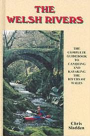Cover of: The Welsh Rivers