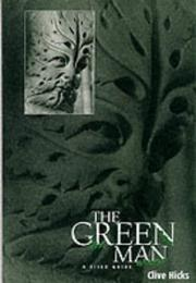 Cover of: The Green Man - A Field Guide