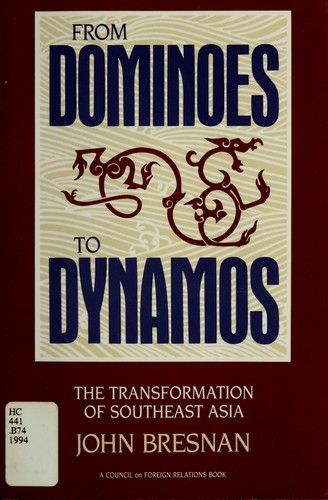 From dominoes to dynamos by John Bresnan