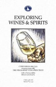 Cover of: Exploring Wines and Spirits