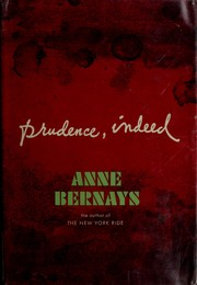 Cover of: Prudence, indeed