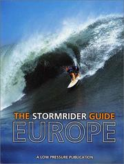 Cover of: The Stormrider Guide Europe