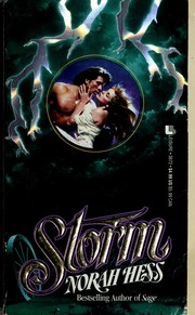 Cover of: Storm | Norah Hess
