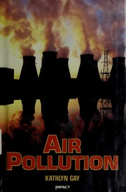 Cover of: Air pollution