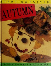 Cover of: Autumn | Thomson, Ruth