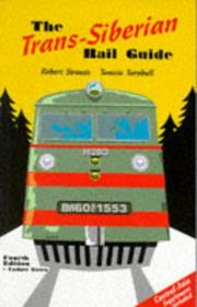 Cover of: Trans-Siberian Rail Guide
