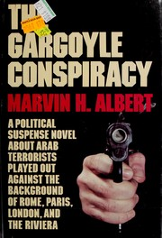 Cover of: The gargoyle conspiracy