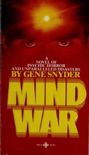 Cover of: Mind War