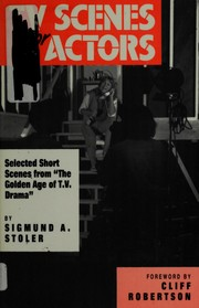 Cover of: TV scenes for actors