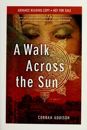 Cover of: A walk across the sun