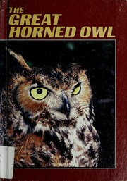 Cover of: The great horned owl