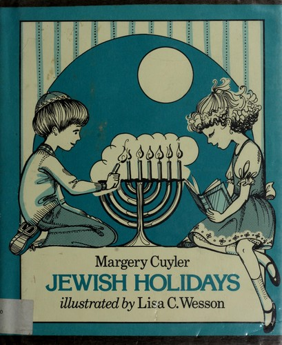 Jewish holidays by Margery Cuyler