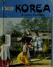 Cover of: Korea, a land divided