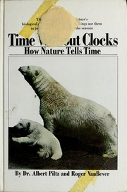 Cover of: Time without clocks