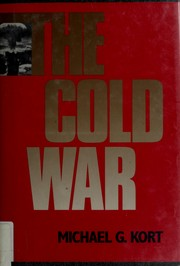 Cover of: The Cold War | Michael Kort