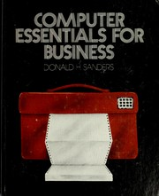 Cover of: Computer essentials for business