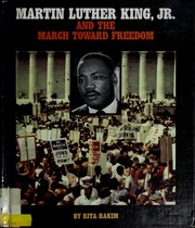Cover of: Martin Luther,King, Jr,Hakim, (Gateway) |