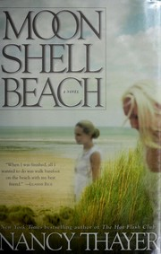 Cover of: Moon Shell Beach | Nancy Thayer