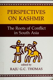 Cover of: Perspective on Kashmir
